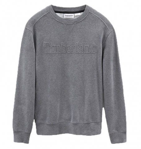 Pull Homme Timberland Taylor River TBL Crew Sweatshirt - Coupe droite