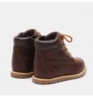 Chaussures Petit Enfant Timberland Pokey Pine6-inch Side Zip - Marron foncé