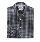 Chemise Homme Timberland LS Suncook River Gingham Dobby - Coupe slim