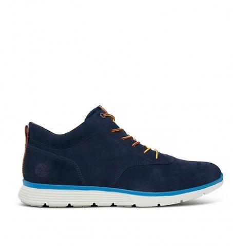 chaussures hommes bleu marine