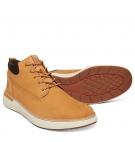 Chaussures Homme Timberland Cross Mark Plain Toe Chukka - Blé nubuck