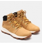 Chaussures Homme Timberland Brooklyn Low Hiker - Wheat nubuck