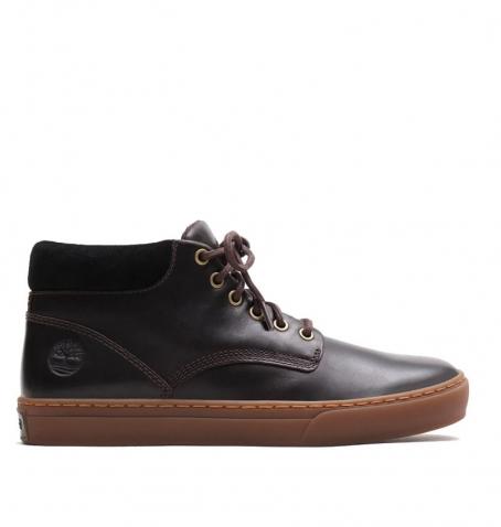 Chaussures Homme Timberland Adventure 2.0 Cupsole Chukka - Marron foncé