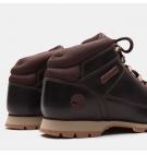 Chaussures Homme Timberland Euro Sprint Mid Hiker - Marron foncé