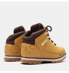 Chaussures Enfant Timberland Euro Sprint Mid Hiker - Wheat TecTuff