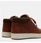 Chaussures Homme Timberland Cityroam Cupsole Chukka - Marron full grain