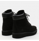 Chaussures Femme Timberland Kenniston 6-inch Lace-Up Boot - Noir nubuck