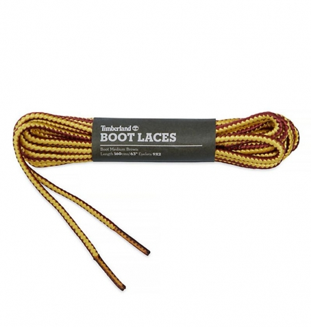 Lacets Timberland Replacement Boot Laces 63-inch - 160 cm