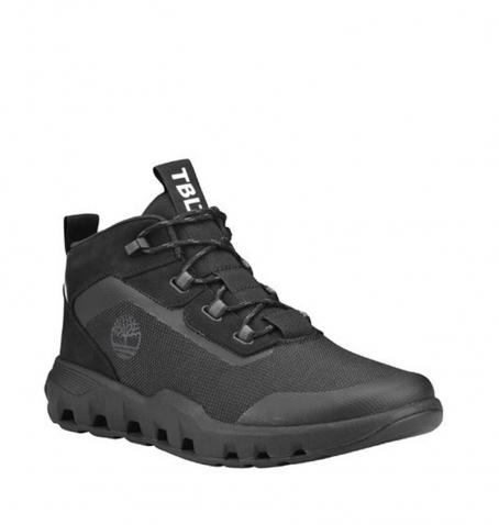 Chaussures Homme Timberland Urban Exit Chukka - Noir nubuck et tissu