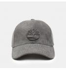 Casquette Homme Timberland Corduroy Logo Hat - Velours côtelé