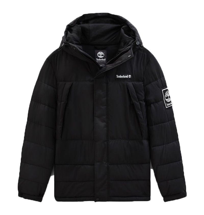 Vente de liquidation 2019 gamme exclusive section spéciale Veste Homme Timberland Outdoor Archive Camo Puffer Jacket