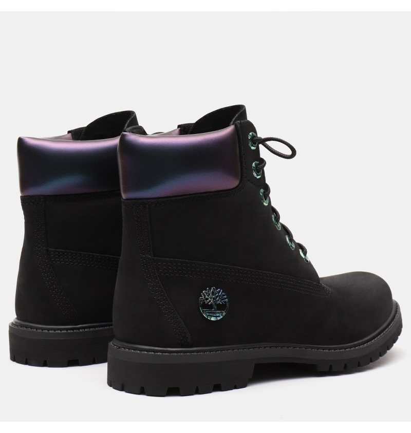 Timberland Premium A21Y1 Boot 6 Noir Iris inch WP mN0w8n