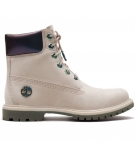 Boots Femme Timberland Premium 6-inch WP Boot - Taupe et Iris