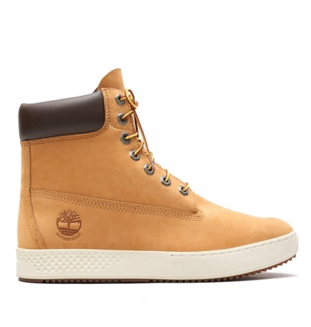 Chaussures Homme Timberland Cityroam 6-inch WP Lace-Up - Blé nubuck