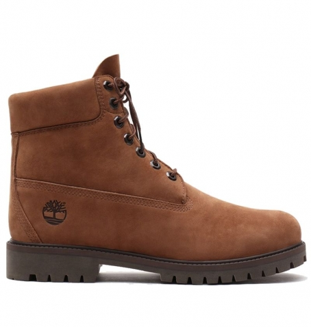Boots Homme Timberland Heritage 6-inch WP Boot - Marron clair nubuck