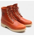 Boots Homme Timberland TBL 1973 Newman 6-inch WP Boot - Rouille