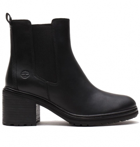 chaussures femme timberland noires