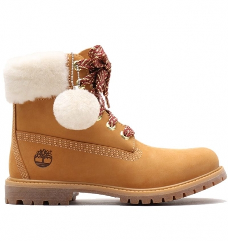 Timberland Icon Authentic Shearling Collar A21V7
