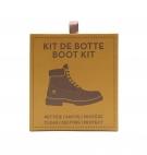 Kit d'entretien pour Boots Timberland - Brosse et Nettoyants