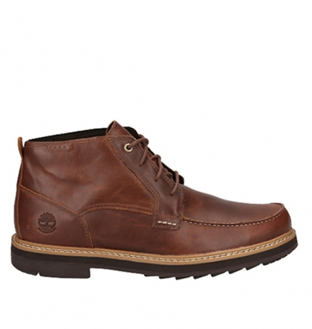 Chaussures Homme Timberland Squall Canyon Moc Toe Chukka - Marron