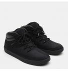 Chaussures Junior Timberland Davis Square Hiker - Noir nubuck