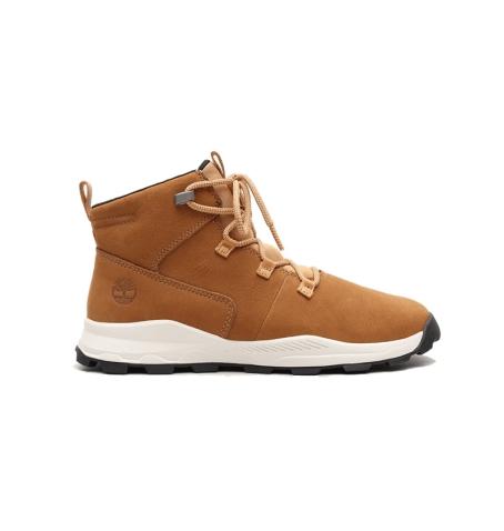 Chaussures Junior Timberland Brooklyn Alpine Chukka - Wheat nubuck