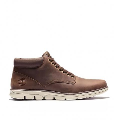 Chaussures Homme Timberland Bradstreet Chukka - Cuir marron foncé