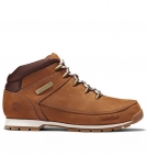Chaussures Homme Timberland Euro Sprint Mid Hiker - Rouille nubuck