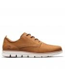 Chaussures Homme Timberland Bradstreet Plain Toe Oxford - Sable nubuck