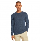 Sweat Homme Timberland Oliverian Brook Cotton Linen Yarn Interest
