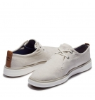 Chaussures Homme Timberland Gateway Pier Oxford - Taupe toile