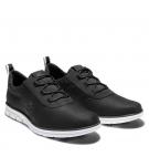 Chaussures Homme Timberland Bradstreet ReBOTL Fabric Oxford - Noir