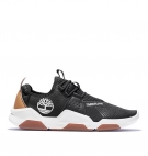 Chaussures Homme Timberland Earth Rally Knit Oxford - Noir tissu tricot