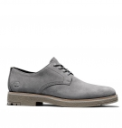 Chaussures Homme Timberland Folk Gentleman Oxford - Gris suède