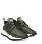 Chaussures Homme Timberland Brooklyn Fabric Oxford - Vert foncé Camo