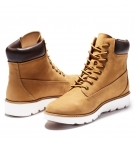 Chaussures Femme Timberland Keeley Field 6-inch Lace-Up - Wheat nubuck