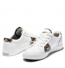 Chaussures Femme Timberland Skyla Bay Oxford - Blanc Cheetah