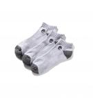 Lot de 3 paires de Socquettes Homme Timberland Half Cushion No Show