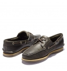 Chaussures Bateaux Homme Timberland Classic Boat Shoe - Olive