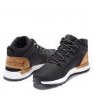 Chaussures Homme Timberland Sprint Trekker Mid - Noir Wheat nubuck
