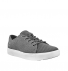 Chaussures Homme Timberland Amherst Knit Oxford - Gris tissu