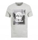 T-shirt Homme Timberland SS Kennebec River Photographic Beach Tee