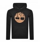 Sweat à capuche Homme Timberland Core Logo Tree Pullover Hoodie