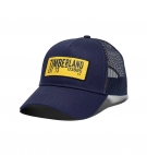 Casquette Homme Timberland Trucker With Printed Logo Patch