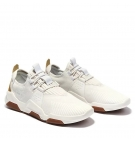 Chaussures Homme Timberland Earth Rally Knit Oxford - Blanc tissu