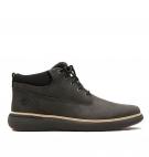Chaussures Homme Timberland Cross Mark Plain Toe Chukka - Vert foncé