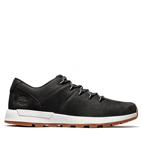 Chaussures Homme Timberland Sprint Trekker Alpine Oxford - Noir nubuck