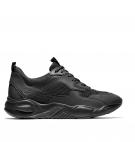 Chaussures Femme Timberland Delphiville Textile Sneaker - Noir