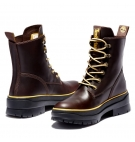 Boots Femme Timberland Malynn EK+ WP Mid Lace Boot - Marron