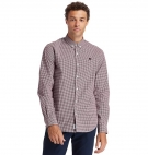 Chemise Homme Timberland LS Suncook River Poplin - Coupe Droite